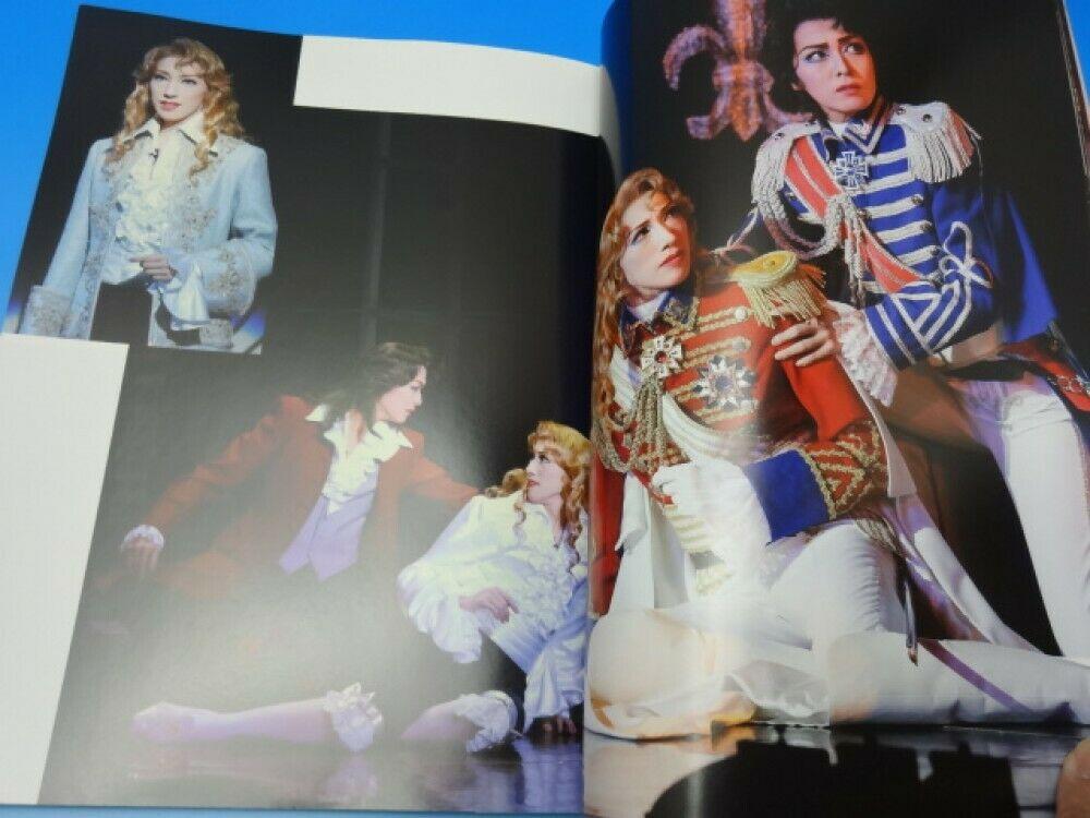 The Rose of Versailles Featured Proguram II Takarazuka Musical Book  S-l1600-10--56c9396