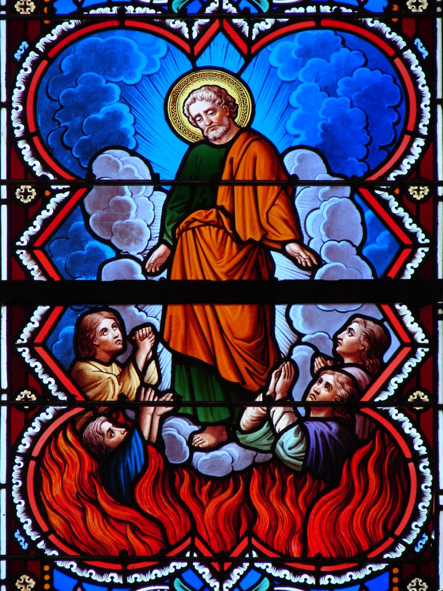 PRIÈRES à SAINT JOSEPH  St-joseph-d-livra...rgatoire-5720de8