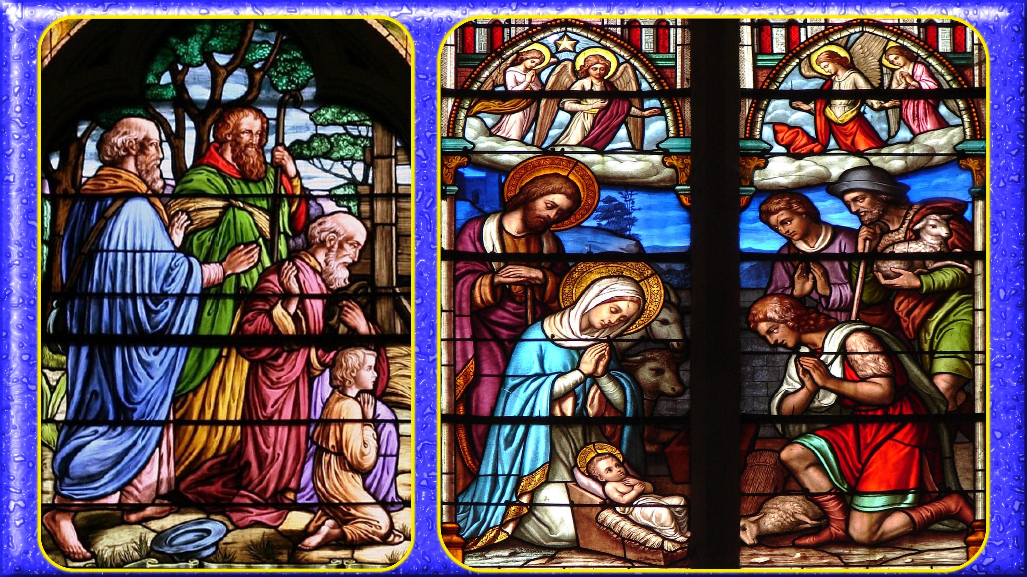 NEUVAINE de NOËL Adoration-des-bergers-56e2b81
