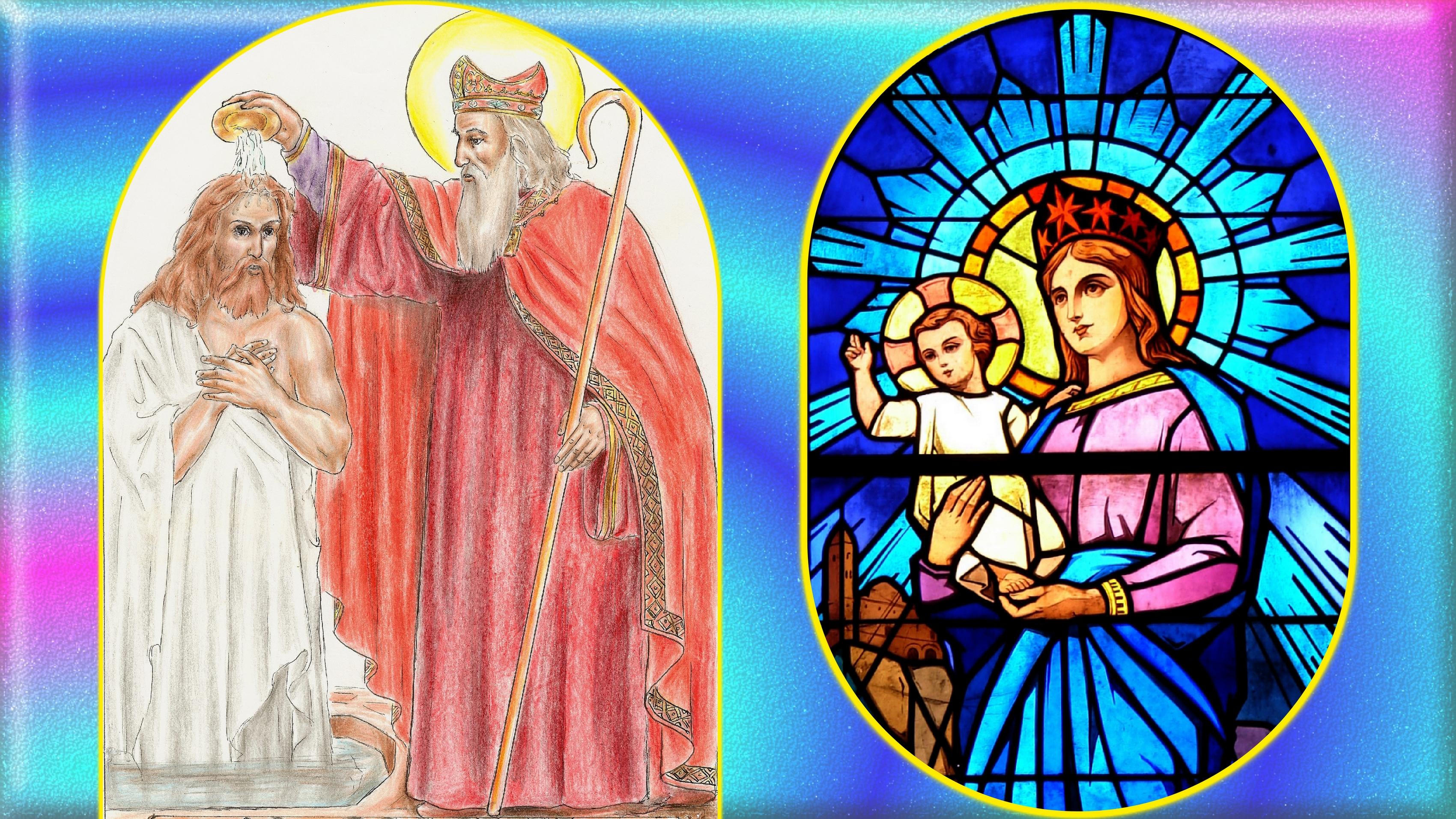 CALENDRIER CATHOLIQUE 2019 (Cantiques, Prières & Images) - Page 10 St-r-mi-baptisant...e-france-569eb0d